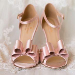 Kate Spade Ivela pink heels 7